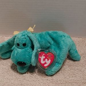 Ty beanie baby Diddley the dig with tag